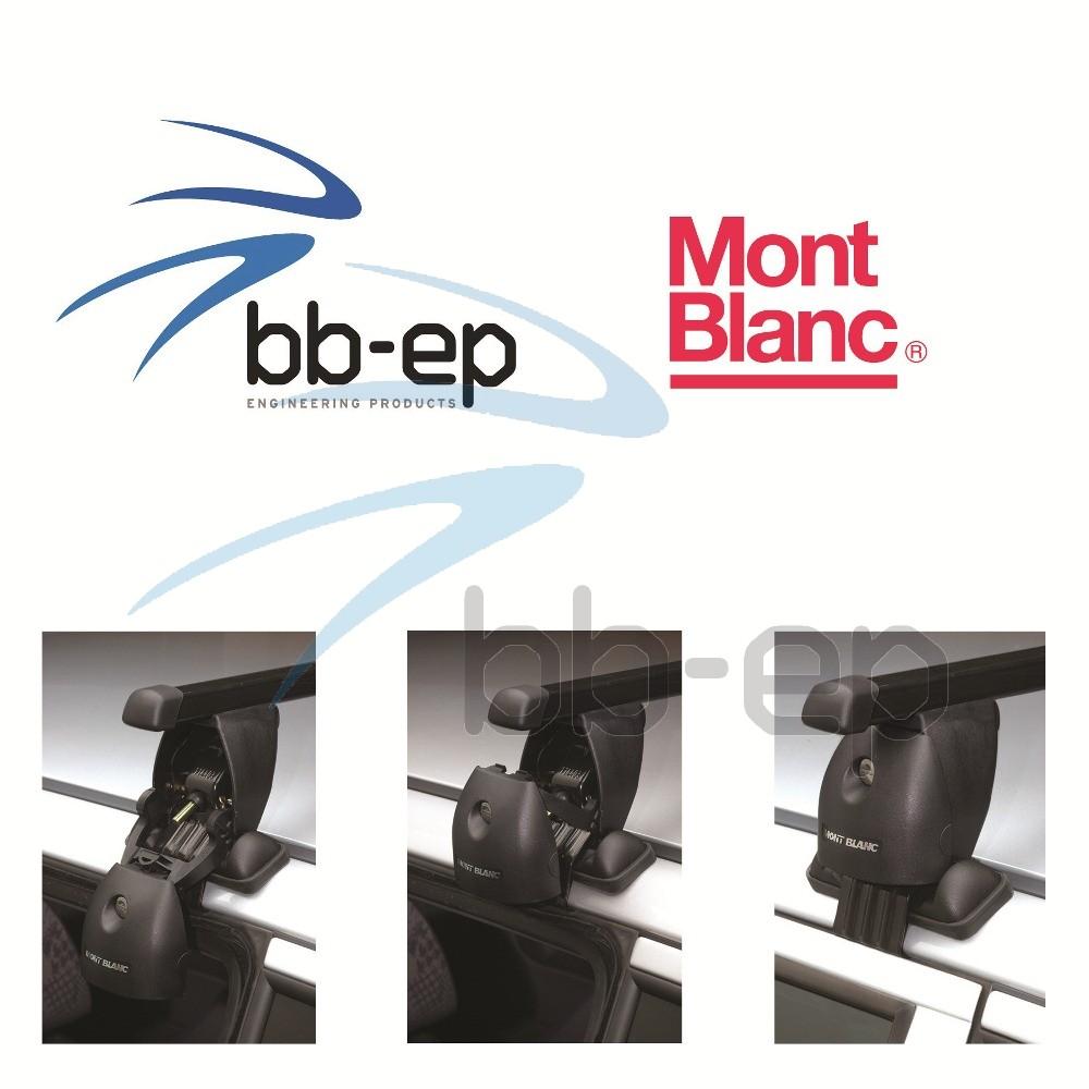 Mont Blanc Fußsatz BU1 / 785998