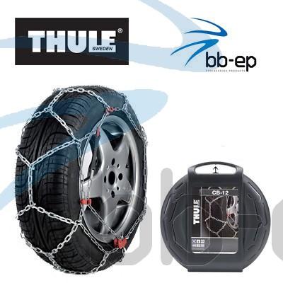 Schneekette Thule CB-12 Größe 40