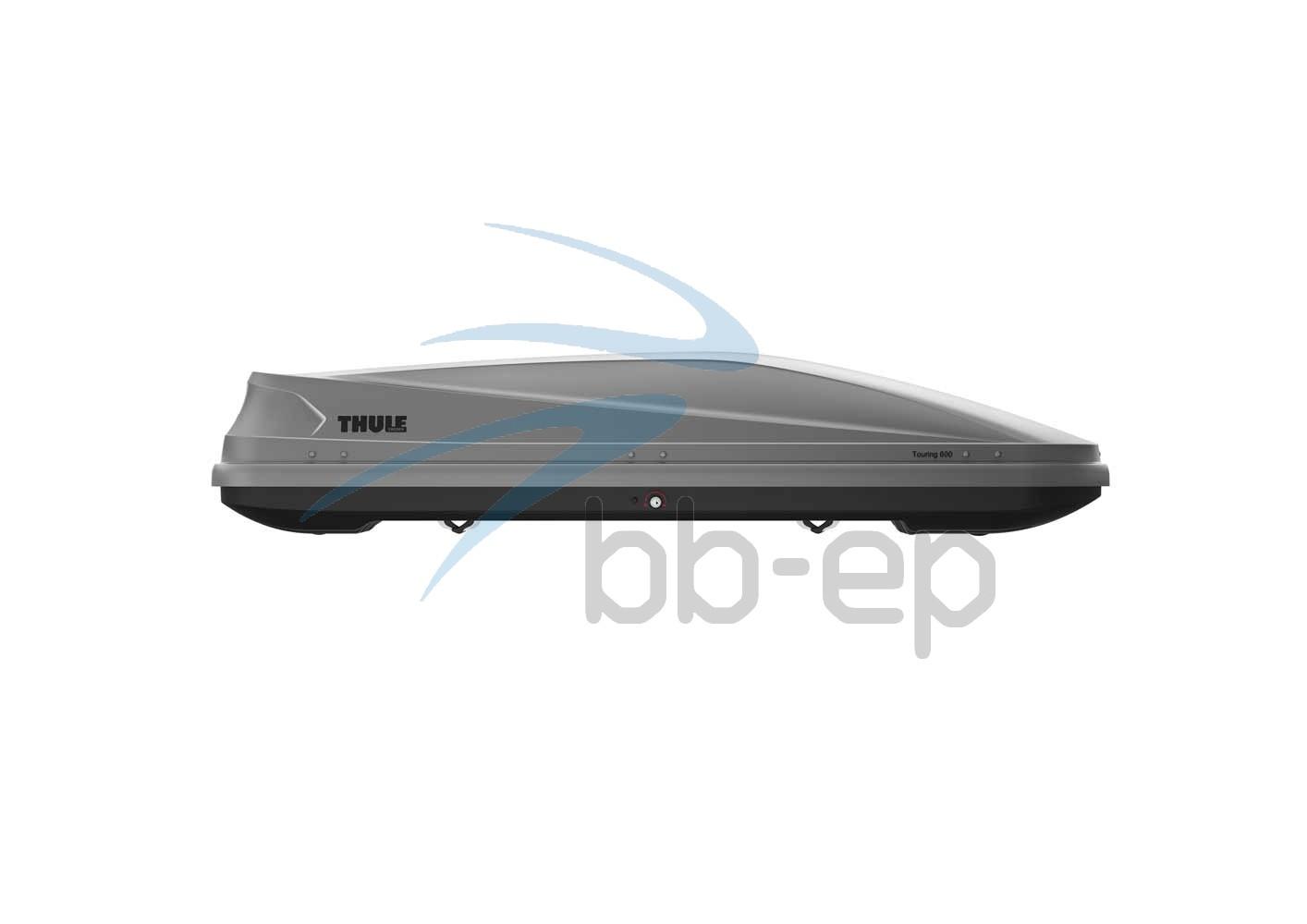 Thule Touring Sport / Touring 600 silber / Titan