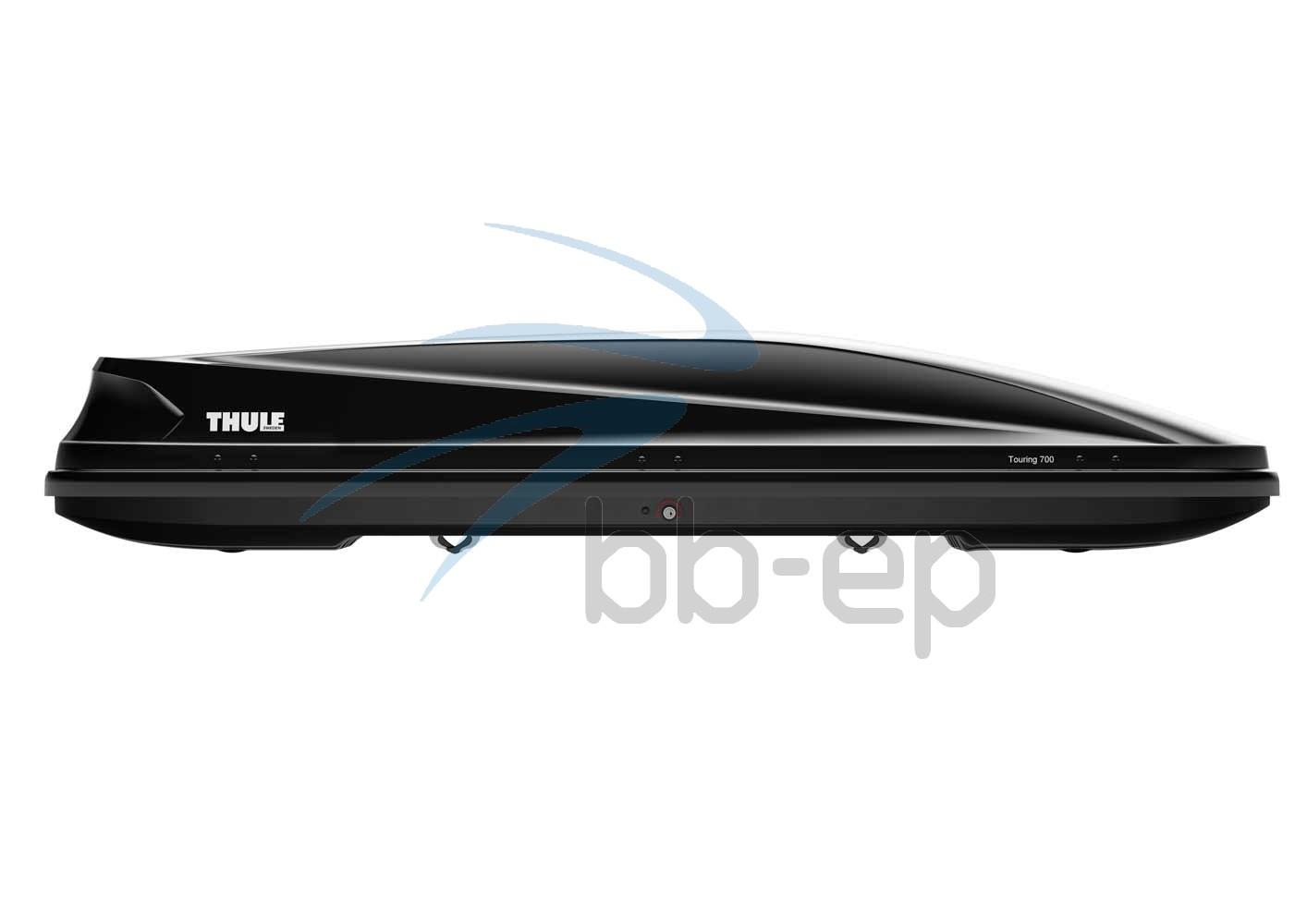 Thule Touring Alpine / Touring 700 schwarz
