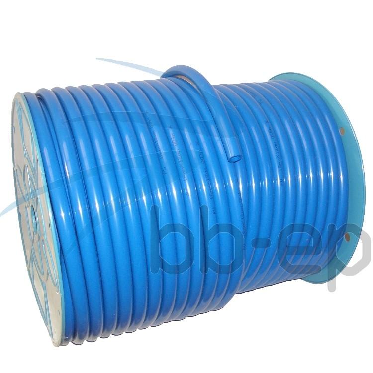 Pneumatikschlauch 16mm blau
