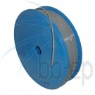 Pneumatikschlauch 4mm silber