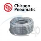 Druckluftschlauch / PVC-Schlauch Gewebeverstärkt 9 x 15 mm mit 50 Metern Länge