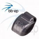 Universal- Schlaggewicht für Stahlfelgen silberfarbig beschichtet - Wuchtgewicht 5 Gramm 100 Stück