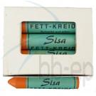 SISA Fettkreide / Reifenkreide Orange